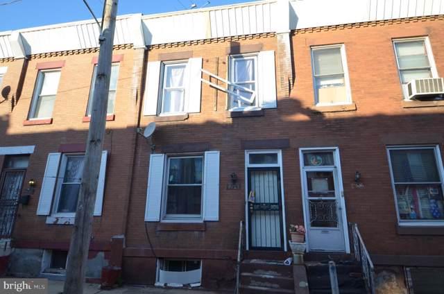 2217 W Firth Street, PHILADELPHIA, PA 19132 (#PAPH850286) :: REMAX Horizons