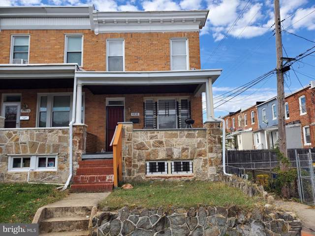 4418 Kavon Avenue, BALTIMORE, MD 21206 (#MDBA491584) :: The Miller Team