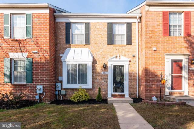 113 Courtland Woods Circle, BALTIMORE, MD 21208 (#MDBC478392) :: Arlington Realty, Inc.