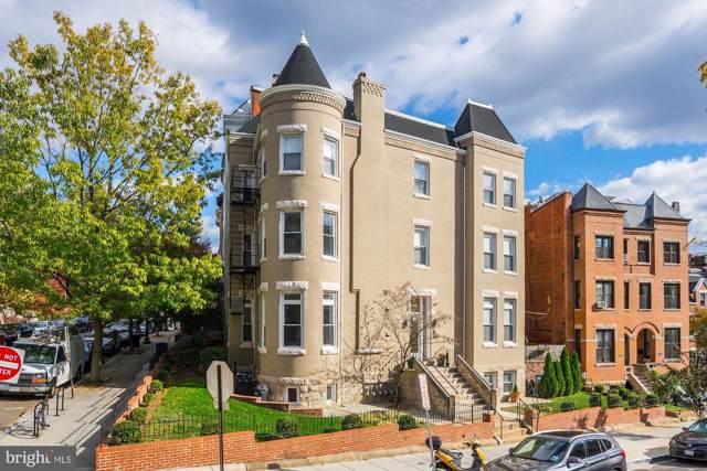 2019 19TH Street NW #1, WASHINGTON, DC 20009 (#DCDC450050) :: Viva the Life Properties
