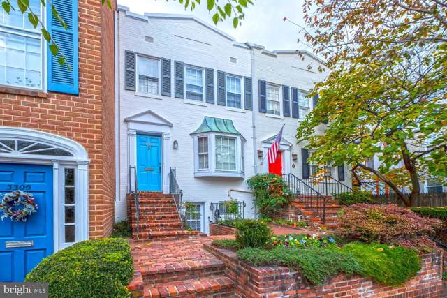 3303 Dent Place NW, WASHINGTON, DC 20007 (#DCDC450052) :: AJ Team Realty