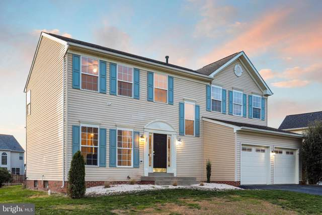 62 Doral Court, CHARLES TOWN, WV 25414 (#WVJF137158) :: The Dailey Group