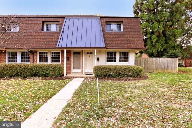 132 S Virginia Avenue #25, FALLS CHURCH, VA 22046 (#VAFA110802) :: ExecuHome Realty