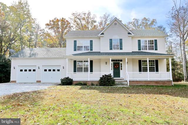 11255 Mount Victoria Road, NEWBURG, MD 20664 (#MDCH208628) :: Tom & Cindy and Associates