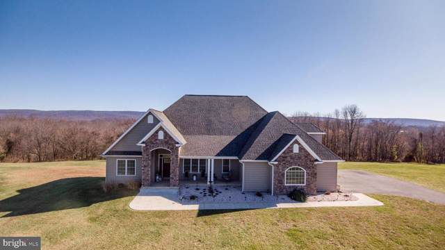 441 Chessie Lane, HARPERS FERRY, WV 25425 (#WVJF137162) :: Pearson Smith Realty