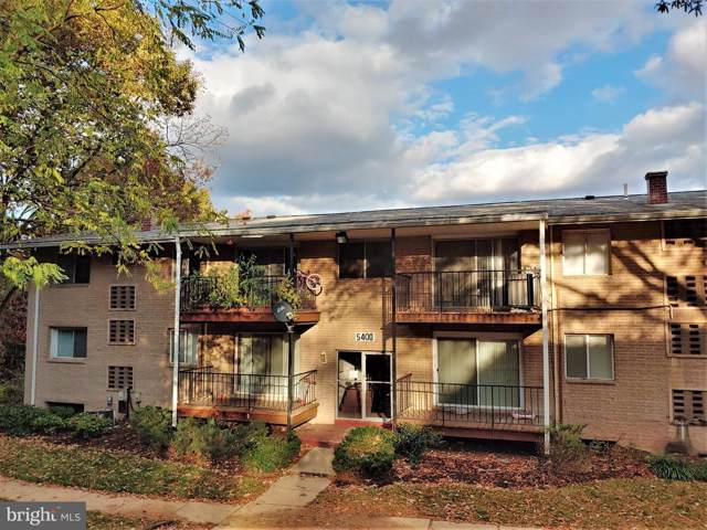 5400 85TH Avenue #103, NEW CARROLLTON, MD 20784 (#MDPG550696) :: Great Falls Great Homes