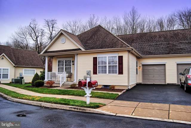 45 Regents Court, BENSALEM, PA 19020 (#PABU484390) :: Better Homes Realty Signature Properties