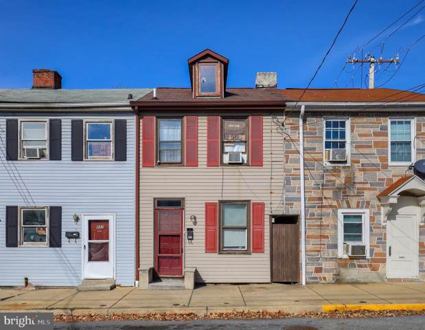 449 Union Street, COLUMBIA, PA 17512 (#PALA143468) :: Flinchbaugh & Associates