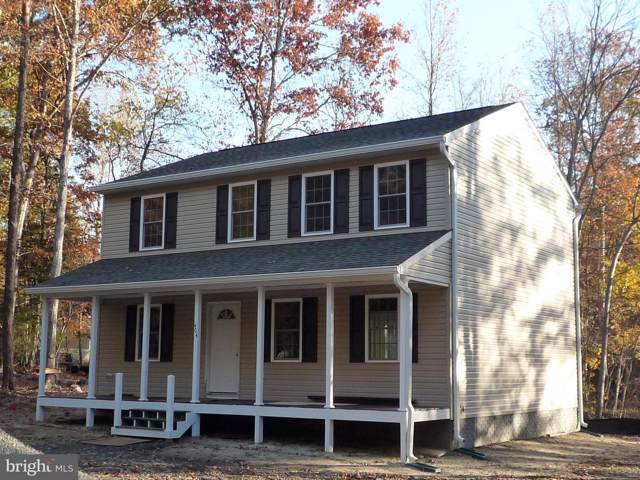 404 Cornwall Drive, RUTHER GLEN, VA 22546 (#VACV121226) :: The Maryland Group of Long & Foster