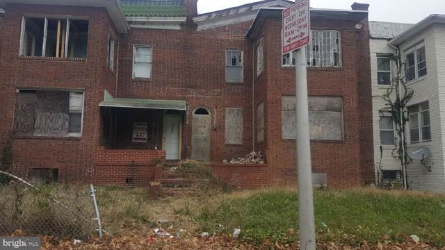 4002 Boarman Avenue, BALTIMORE, MD 21215 (#MDBA491620) :: The Kenita Tang Team