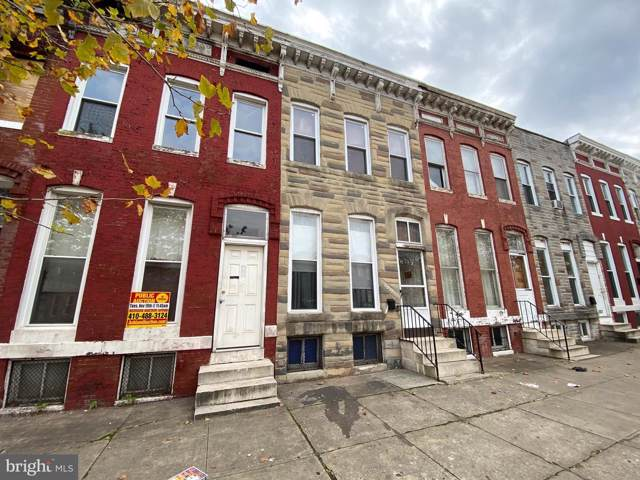 2031 Wilkens Avenue, BALTIMORE, MD 21223 (#MDBA491630) :: Pearson Smith Realty