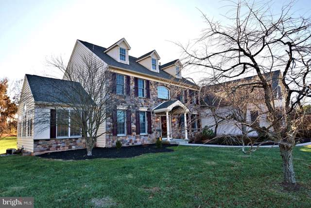 2345 Old Forty Foot Road, HARLEYSVILLE, PA 19438 (#PAMC631368) :: ExecuHome Realty