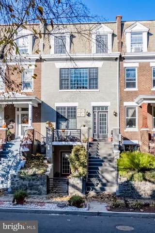 1207 Columbia Road NW #3, WASHINGTON, DC 20009 (#DCDC450134) :: Network Realty Group