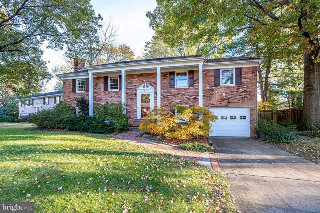 7822 Friars Court, ALEXANDRIA, VA 22306 (#VAFX1099598) :: The Speicher Group of Long & Foster Real Estate