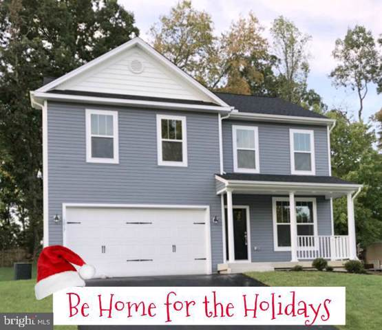 1017 Wythe, FREDERICKSBURG, VA 22405 (#VAST216642) :: Homes to Heart Group