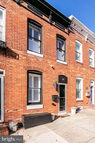 716 S East Avenue, BALTIMORE, MD 21224 (#MDBA491656) :: Bob Lucido Team of Keller Williams Integrity