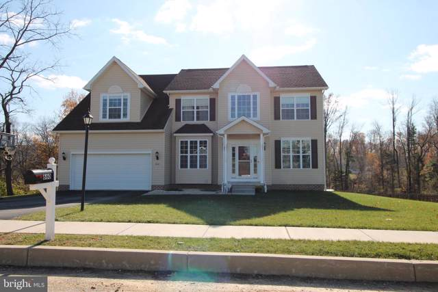 660 Ripple Drive, HANOVER, PA 17331 (#PAYK128642) :: The Joy Daniels Real Estate Group
