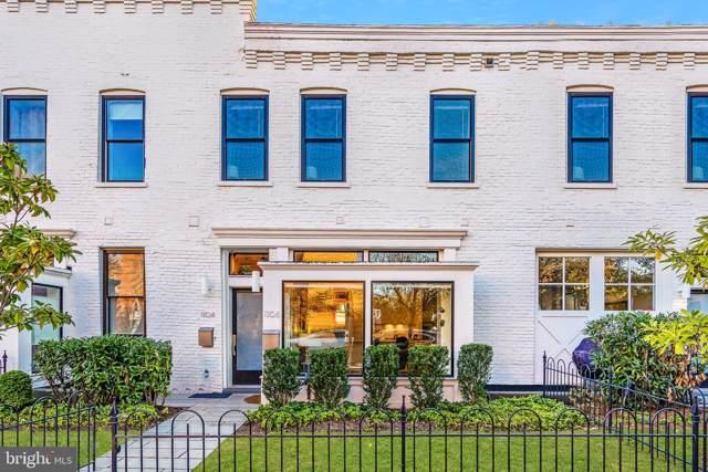 1106 T Street NW, WASHINGTON, DC 20009 (#DCDC450170) :: Viva the Life Properties