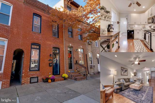 1104 S Clinton Street, BALTIMORE, MD 21224 (#MDBA491676) :: The Licata Group/Keller Williams Realty