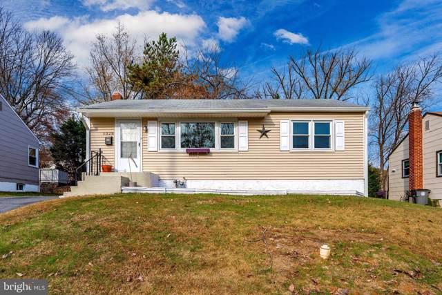 1028 Veirs Mill Road, ROCKVILLE, MD 20851 (#MDMC687124) :: Advance Realty Bel Air, Inc