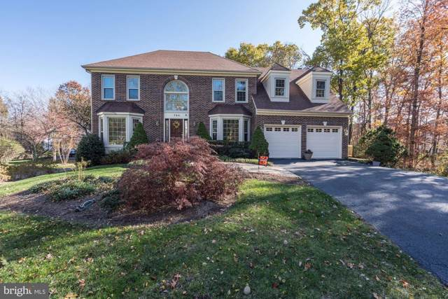 724 Huntsman Place, HERNDON, VA 20170 (#VAFX1099636) :: Advon Group