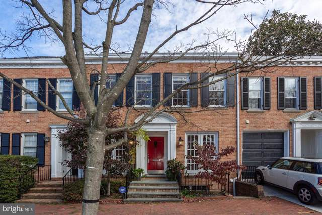 1707 34TH Street NW, WASHINGTON, DC 20007 (#DCDC450192) :: Great Falls Great Homes
