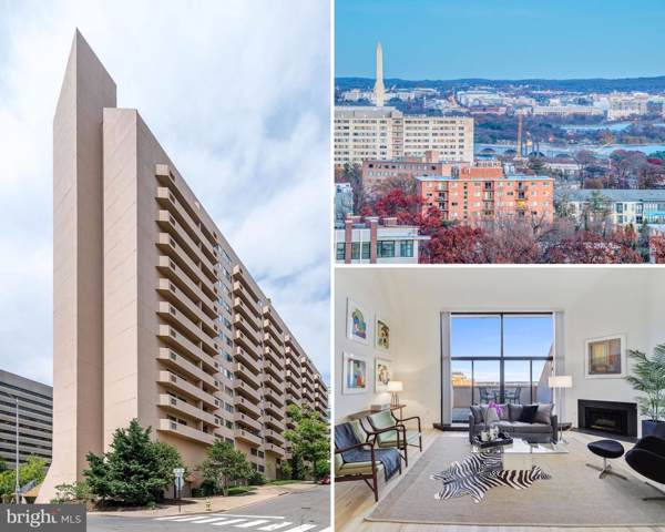 1301 N Courthouse Road #1807, ARLINGTON, VA 22201 (#VAAR156810) :: City Smart Living