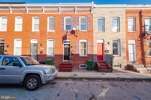 810 Mangold Street, BALTIMORE, MD 21230 (#MDBA491702) :: Great Falls Great Homes