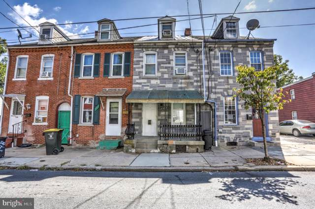 750-1/2 High Street, LANCASTER, PA 17603 (#PALA143518) :: Berkshire Hathaway Homesale Realty