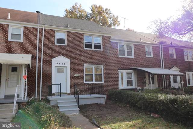 5415 Lothian Road, BALTIMORE, MD 21212 (#MDBA491714) :: Radiant Home Group