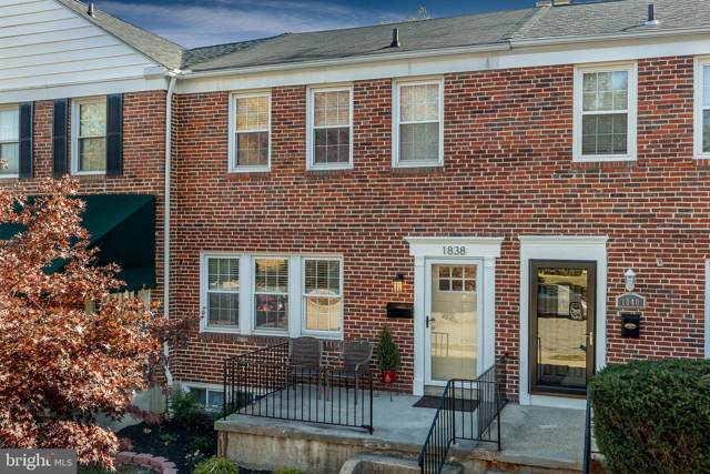 1838 Glen Ridge Road, BALTIMORE, MD 21286 (#MDBC478504) :: Sunita Bali Team at Re/Max Town Center