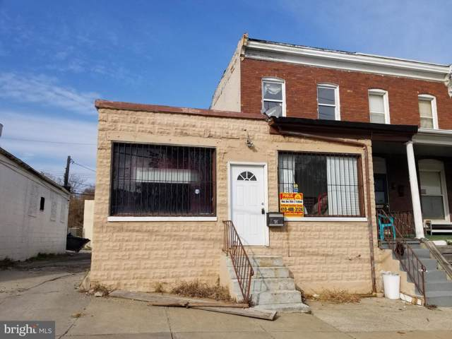 3168 Wilkens Avenue, BALTIMORE, MD 21223 (#MDBA491732) :: Radiant Home Group