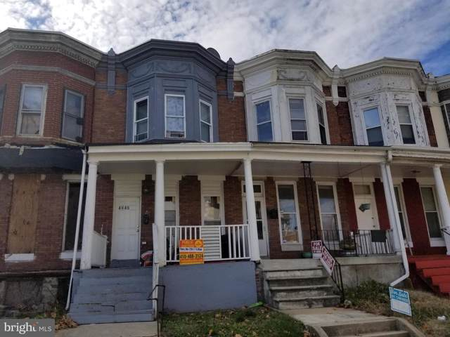 4646 Pimlico Road, BALTIMORE, MD 21215 (#MDBA491738) :: Homes to Heart Group