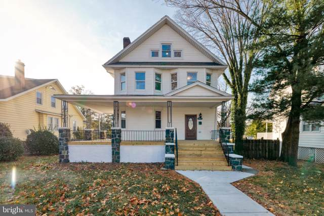 4011 Dorchester Road, BALTIMORE, MD 21207 (#MDBA491750) :: Great Falls Great Homes