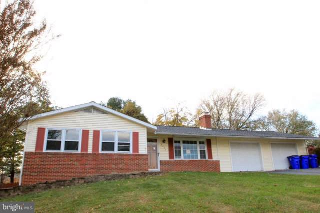 9232 Oak Tree Circle, FREDERICK, MD 21701 (#MDFR256572) :: Blue Key Real Estate Sales Team