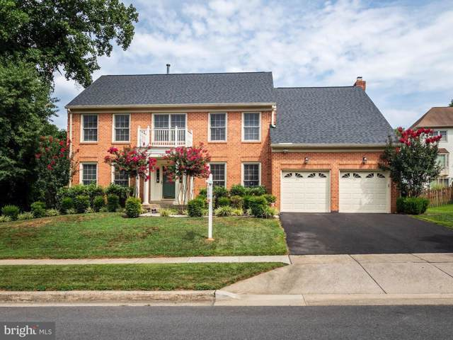17811 Stoneridge Drive, NORTH POTOMAC, MD 20878 (#MDMC687202) :: Sunita Bali Team at Re/Max Town Center