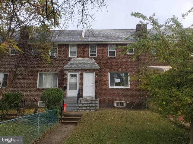 478 Randolph Street, CAMDEN, NJ 08105 (MLS #NJCD381242) :: The Dekanski Home Selling Team