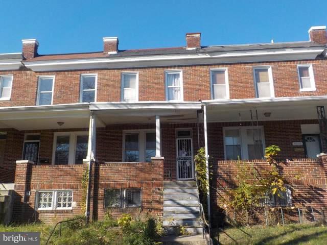 4008 Wilsby Avenue, BALTIMORE, MD 21218 (#MDBA491772) :: Shamrock Realty Group, Inc