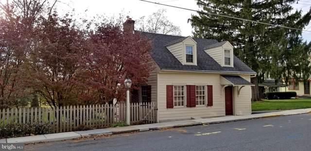 162 N Charlotte Street, MANHEIM, PA 17545 (#PALA143536) :: Keller Williams of Central PA East