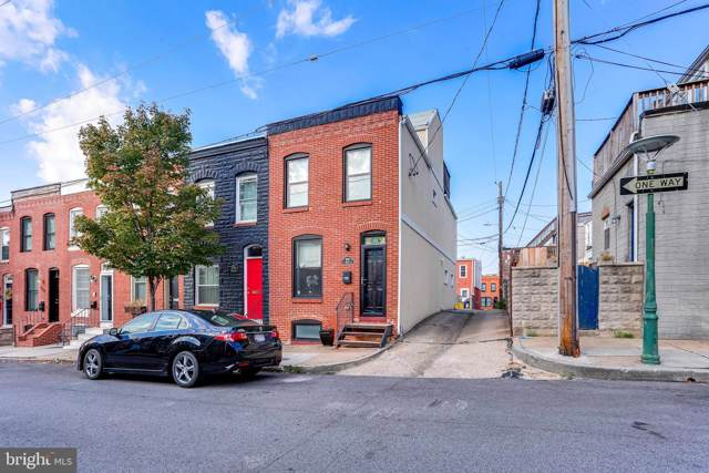 800 S Bouldin Street, BALTIMORE, MD 21224 (#MDBA491774) :: The Maryland Group of Long & Foster