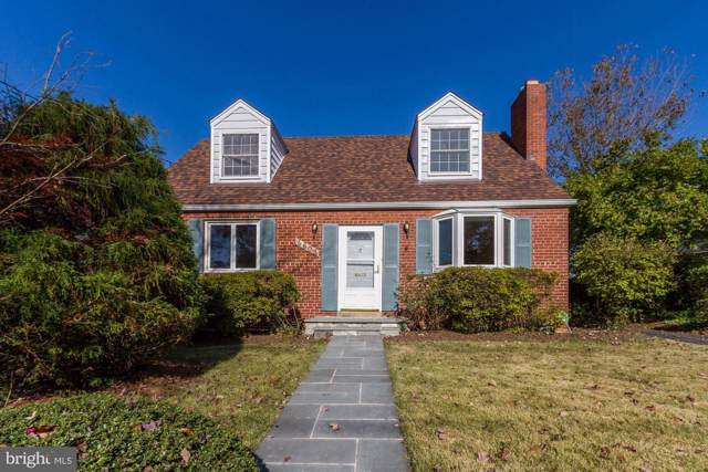 4603 Franklin Street, KENSINGTON, MD 20895 (#MDMC687242) :: The Licata Group/Keller Williams Realty