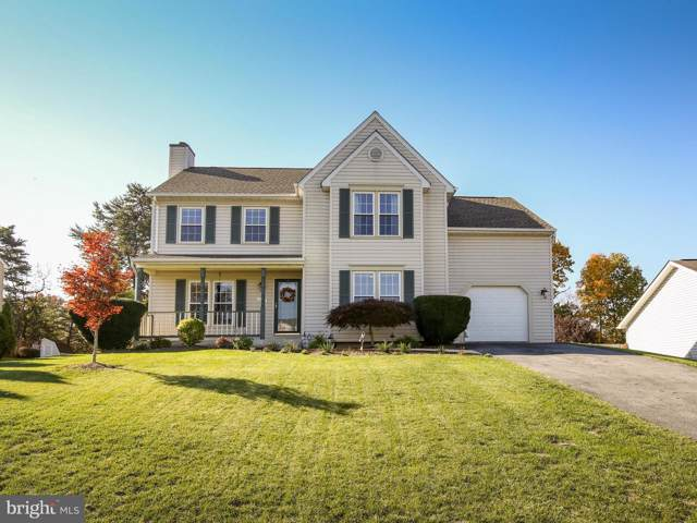 142 Woodrow Road, WINCHESTER, VA 22602 (#VAFV154266) :: Bruce & Tanya and Associates