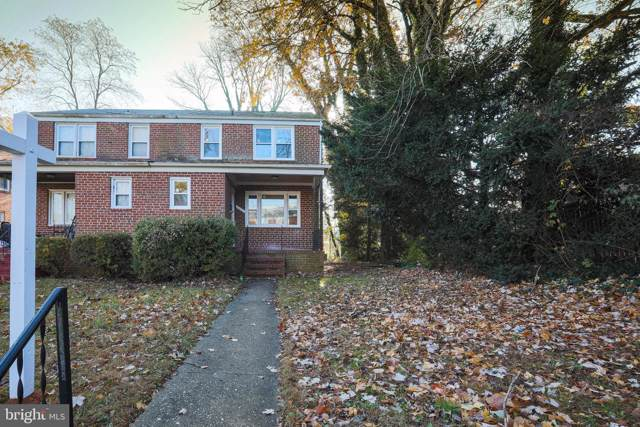3419 Ludgate Road, BALTIMORE, MD 21215 (#MDBA491786) :: Jim Bass Group of Real Estate Teams, LLC
