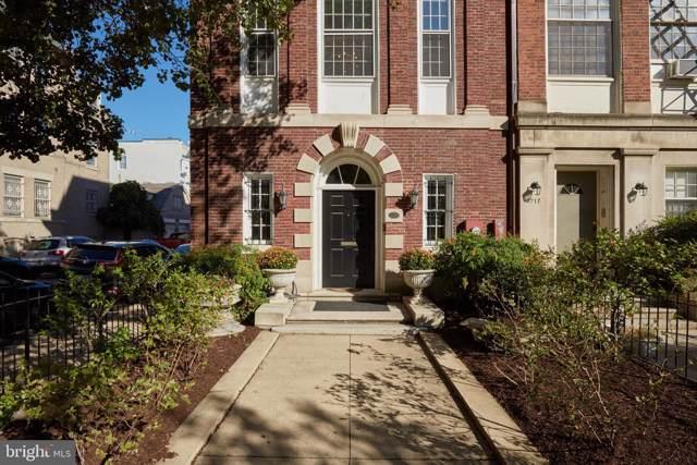 1719 19TH Street NW, WASHINGTON, DC 20009 (#DCDC450284) :: Viva the Life Properties