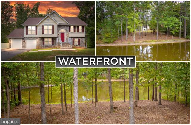 215 Estate Drive, RUTHER GLEN, VA 22546 (#VACV121232) :: Homes to Heart Group