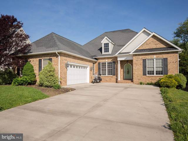 117 Carnmore Drive, WINCHESTER, VA 22602 (#VAFV154268) :: ExecuHome Realty