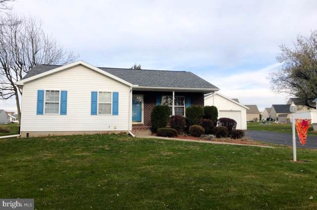 2848 Oakland Road, DOVER, PA 17315 (#PAYK128692) :: Flinchbaugh & Associates
