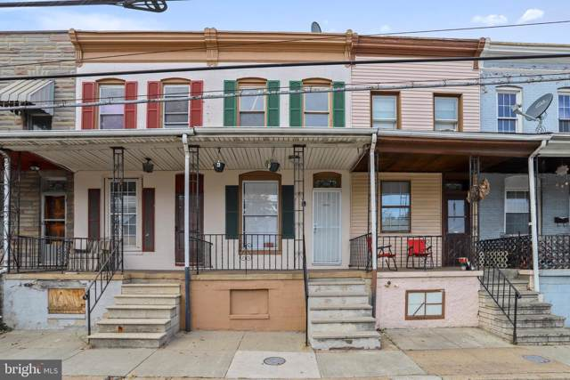 3910 Pennington Avenue, BALTIMORE CITY, MD 21226 (#MDBA491818) :: Advon Group