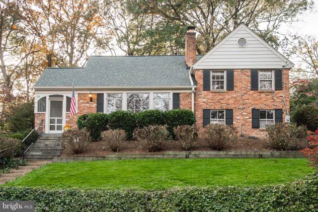 814 W Timber Branch Parkway, ALEXANDRIA, VA 22302 (#VAAX241530) :: Pearson Smith Realty