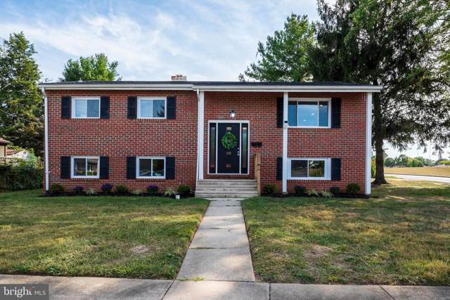 6705 Hamerson Road, BALTIMORE, MD 21228 (#MDBC478578) :: Great Falls Great Homes